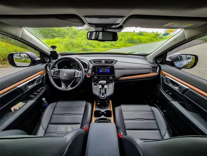 Trải nghiệm xe CR-V 2020: An toàn vượt trội - 2