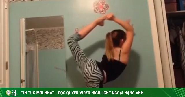 Đỡ không nổi với những sự cố hi hữu của người tập yoga