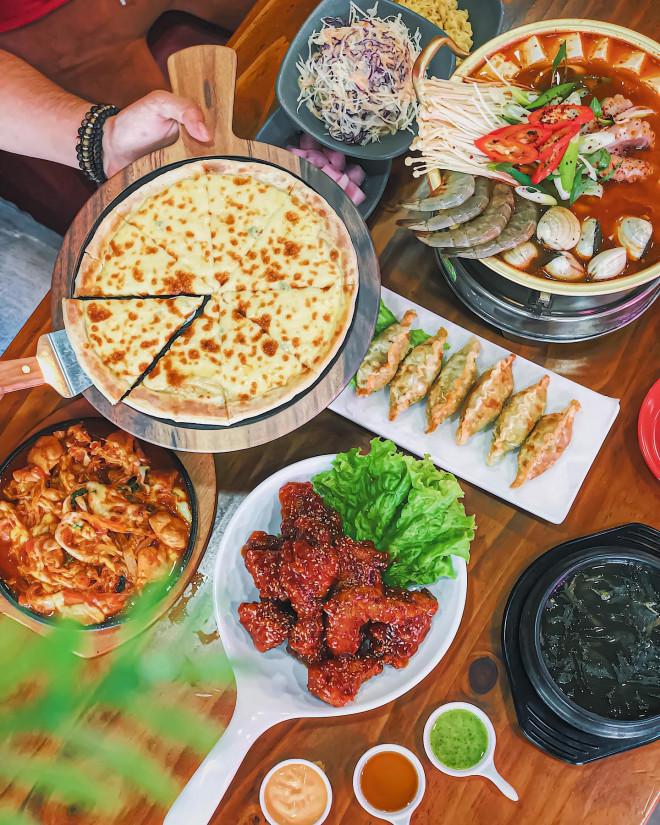 """Hẹn hò Sài Gòn: Thực đơn ngập phô mai thơm béo hay gạo lứt """"healthy""""? - 3"""