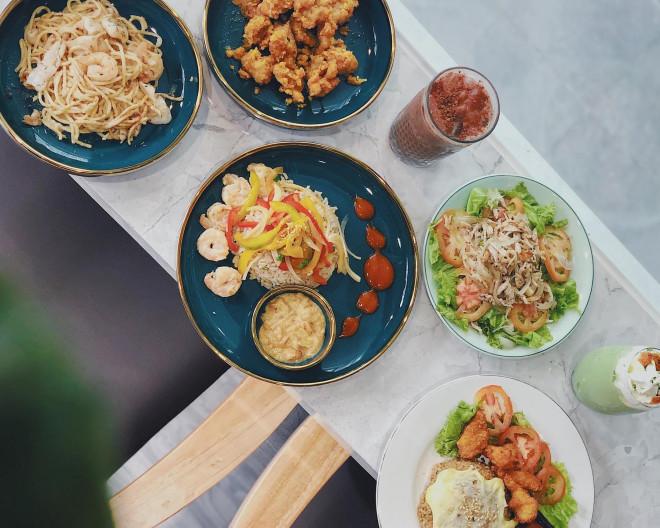 """Hẹn hò Sài Gòn: Thực đơn ngập phô mai thơm béo hay gạo lứt """"healthy""""? - 7"""