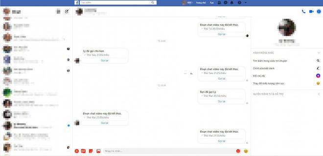 Mách bạn cách lấy lại tin nhắn đã xóa trên Facebook - 3
