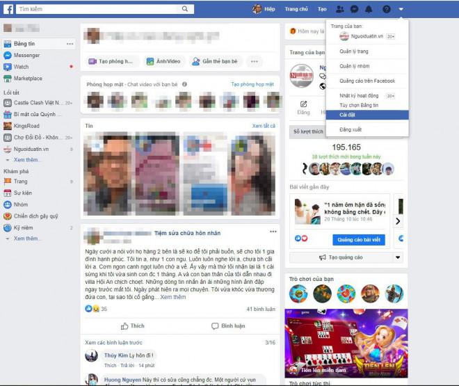 Mách bạn cách lấy lại tin nhắn đã xóa trên Facebook - 7