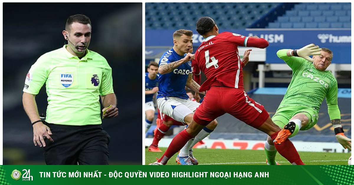 Bê bối Ngoại hạng Anh: Trọng tài bị xử vì quên luật, Liverpool chịu thiệt