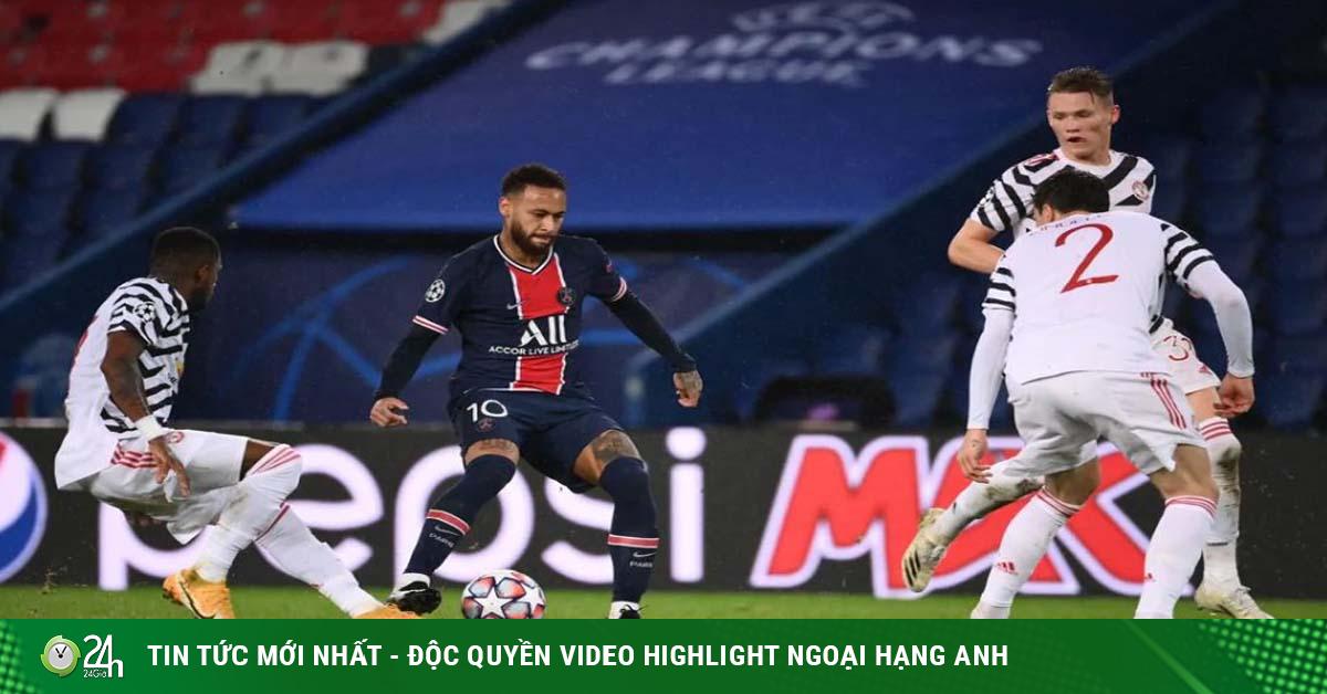 Kết quả bóng đá Cúp C1, PSG - MU: Đỉnh cao phòng ngự phản công, người hùng nước Anh