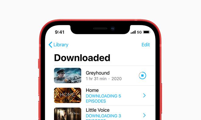 Apple xác nhận iPhone 12 5G kết nối siêu ổn định - 1