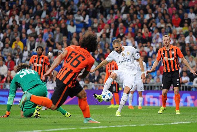 Nhận định bóng đá cúp C1 Real Madrid - Shakhtar Donetsk:Vượt lên chính mình, tìm lại niềm vui - 2