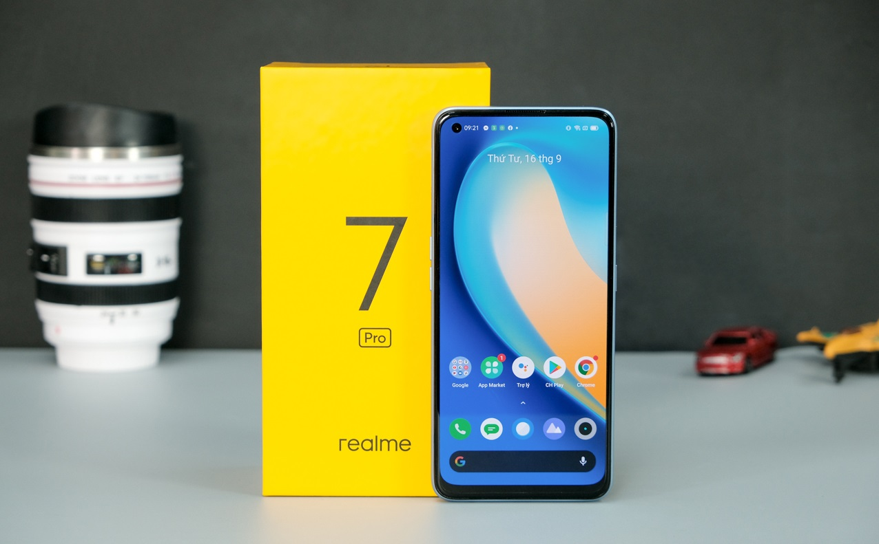 """Top smartphone sạc nhanh """"thần tốc"""" đang được bán ở Việt Nam - 3"""