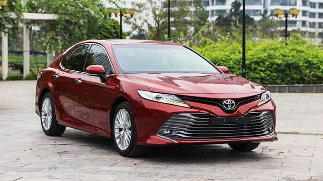 """VinFast Lux A2.0 tiếp tục """"vượt mặt"""" Toyota Camry, dẫn đầu nhóm sedan tầm giá 1 tỷ tháng 9/2020 - 3"""