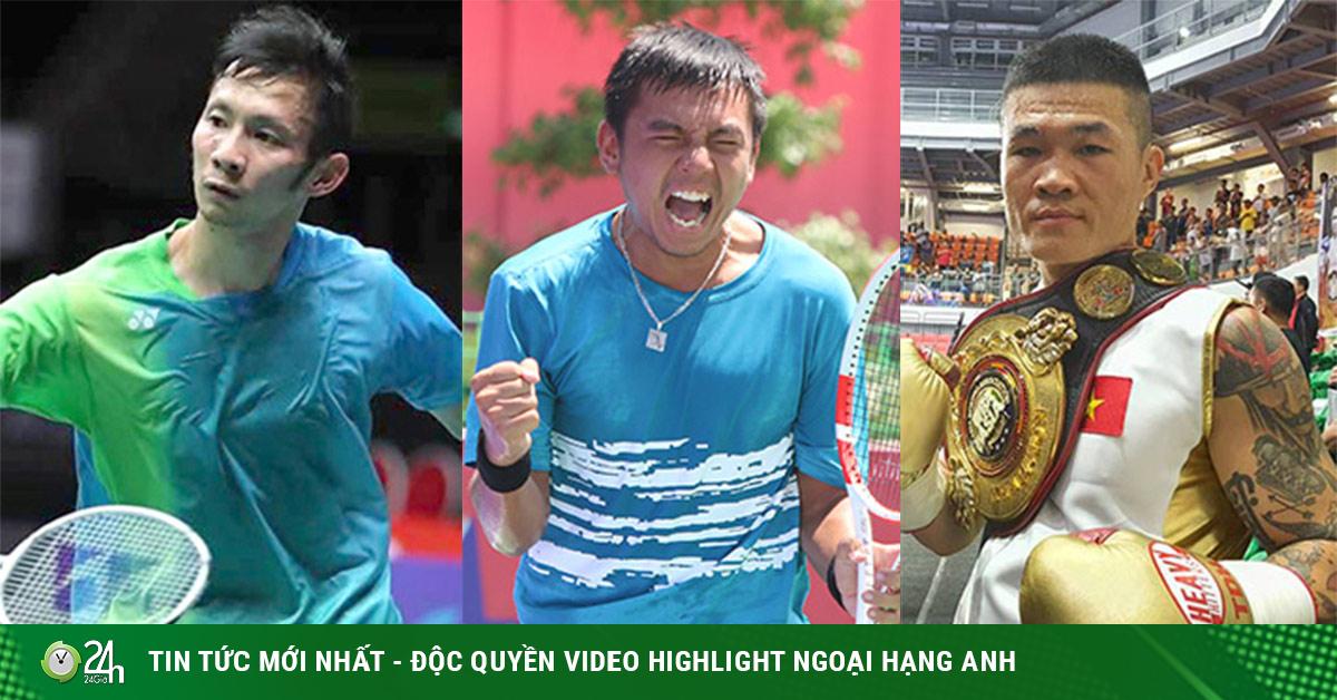 Tiến Minh và dàn sao thể thao Việt Nam tham gia cứu trợ miền Trung