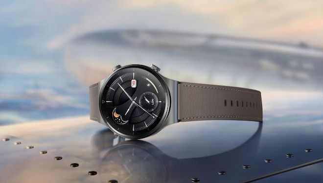 Huawei giới thiệu đồng hồ Watch GT 2 Pro với pin 2 tuần, sạc ngược không dây - 1