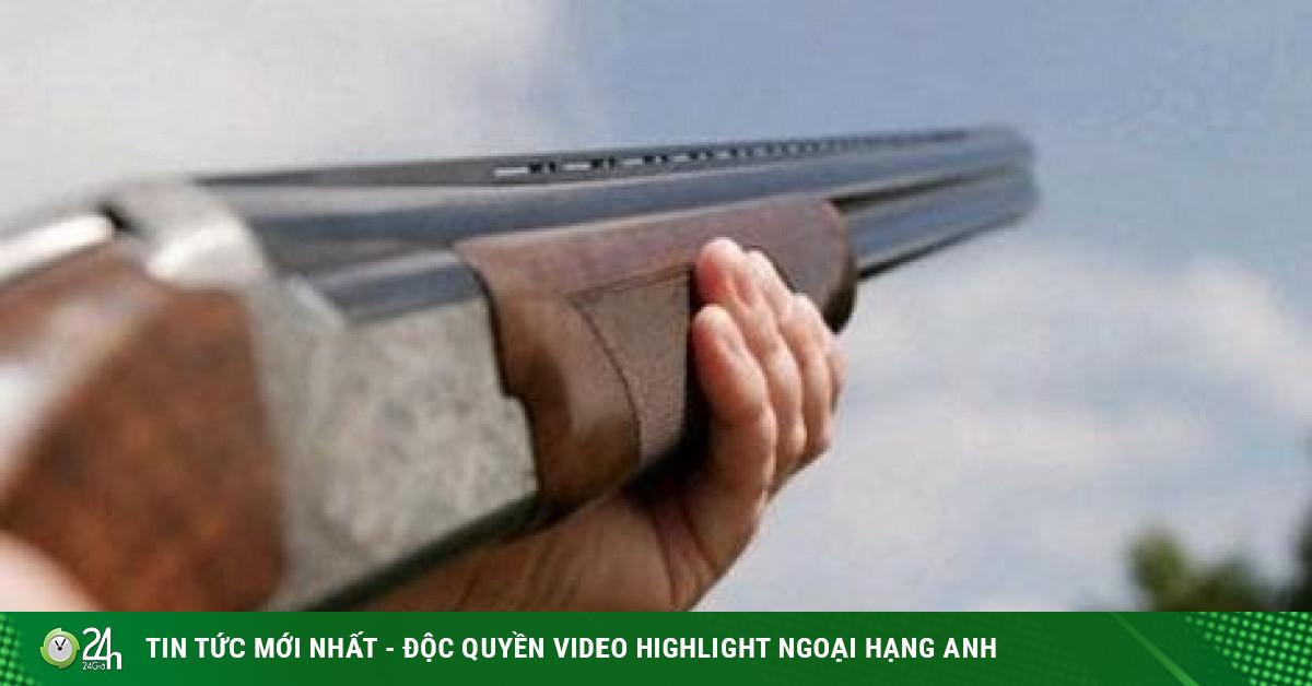 Vác súng tự chế đi săn chim nhưng bắn… trúng người