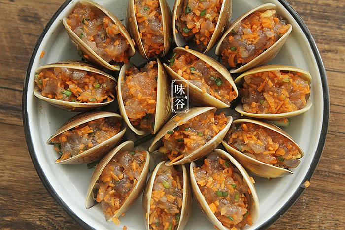 Cách làm ngao nhồi tôm thịt, người ăn ngỡ như đang trong nhà hàng vì quá sang chảnh - 8