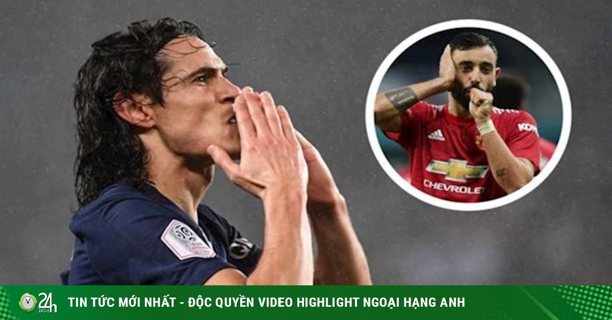 Tin HOT bóng đá sáng 23/10: Cavani có thể mang lại giá trị tương tự Fernandes
