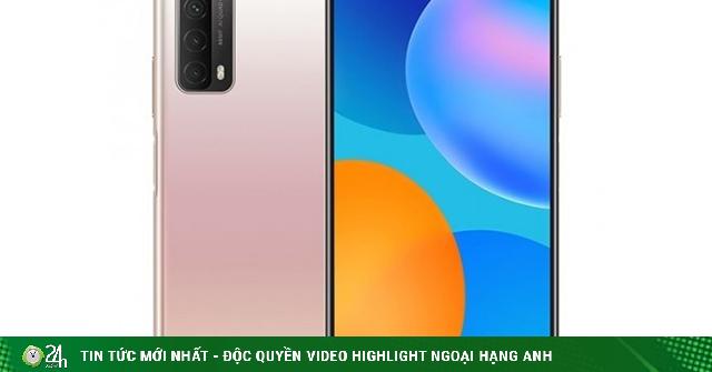 Ra mắt Huawei Y7a, pin trâu