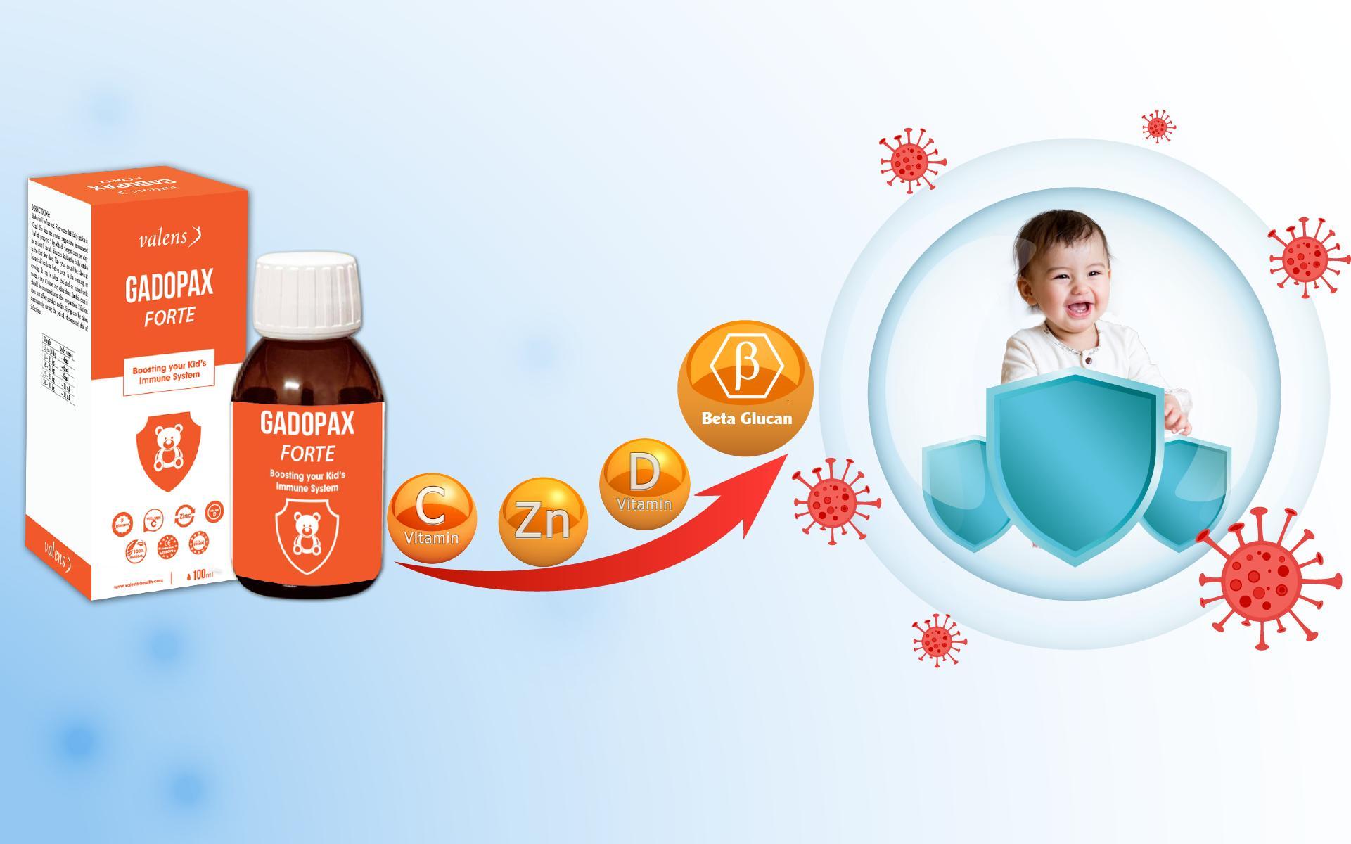 """Gadopax Forte – """"chuyên gia"""" tăng đề kháng vượt trội từ Châu Âu, giúp trẻ giảm ốm vặt hiệu quả khi giao mùa - 3"""