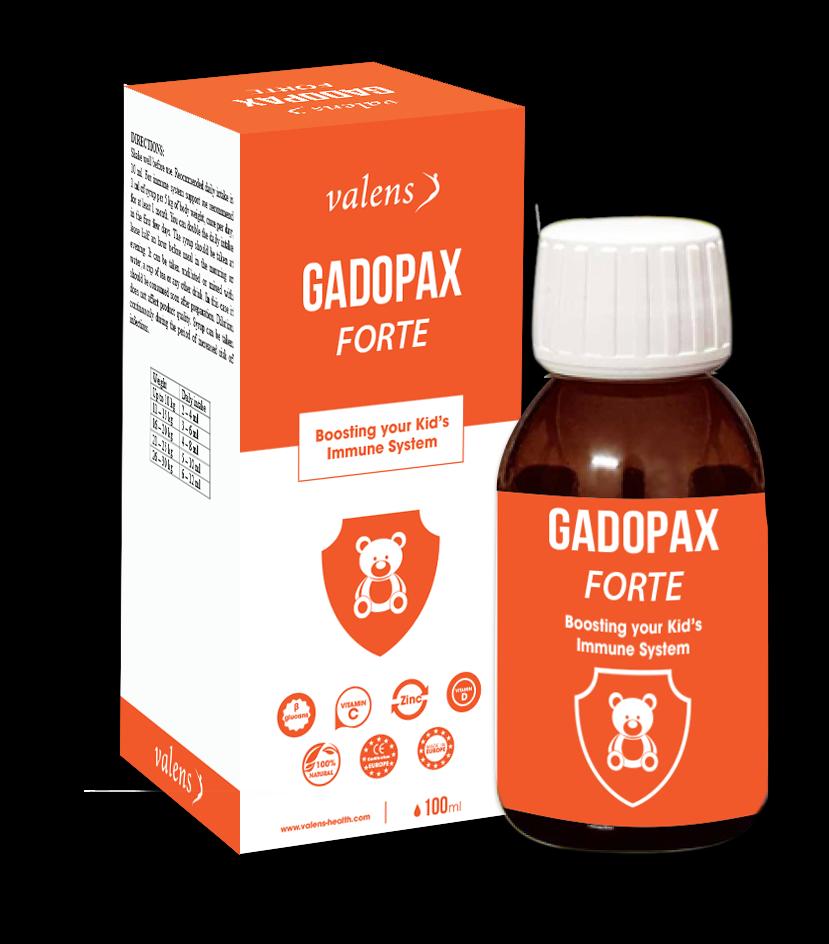 """Gadopax Forte – """"chuyên gia"""" tăng đề kháng vượt trội từ Châu Âu, giúp trẻ giảm ốm vặt hiệu quả khi giao mùa - 4"""