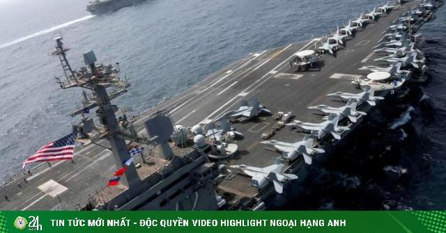 Lần cuối cùng TQ dọa tấn công Đài Loan, bị Mỹ dằn mặt bằng hai tàu sân bay