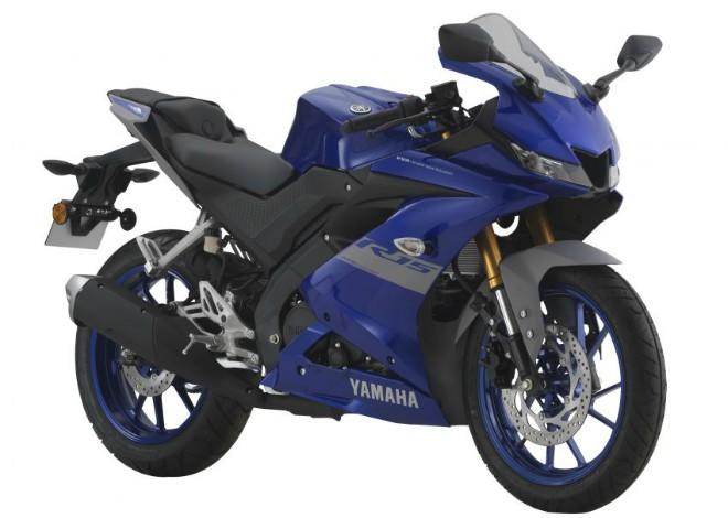 2020 Yamaha YZF-R15 thêm áo mới, giá tầm 67 triệu đồng - 1