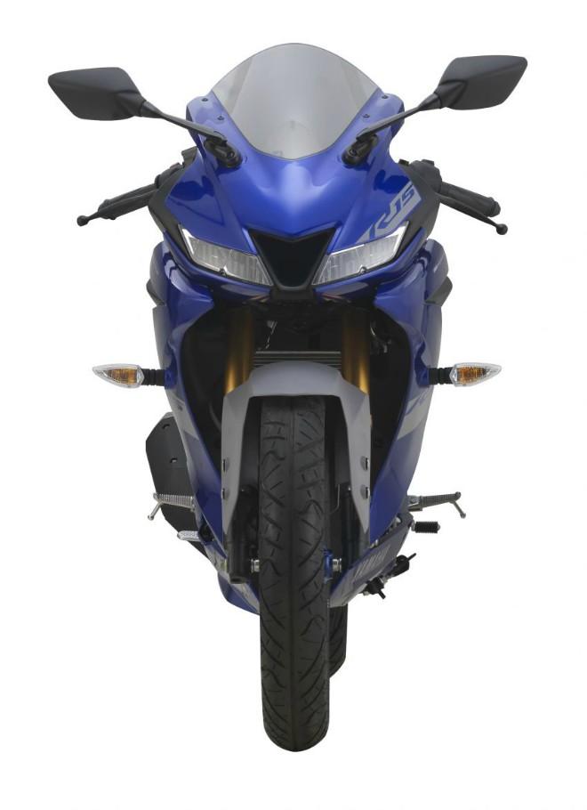 2020 Yamaha YZF-R15 thêm áo mới, giá tầm 67 triệu đồng - 2