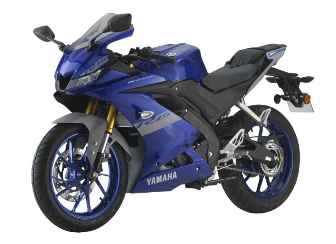 2020 Yamaha YZF-R15 thêm áo mới, giá tầm 67 triệu đồng - 3