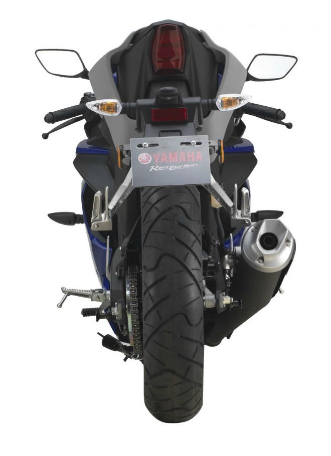 2020 Yamaha YZF-R15 thêm áo mới, giá tầm 67 triệu đồng - 4