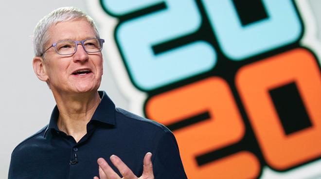 """Apple vẫn ém hàng """"khủng"""" vào cuối năm 2020 và đầu năm 2021 - 1"""