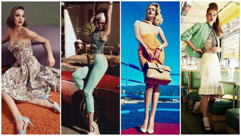 Bí quyết tạo phong cách cổ điển thập niên 50 cho phụ nữ hiện đại - 6