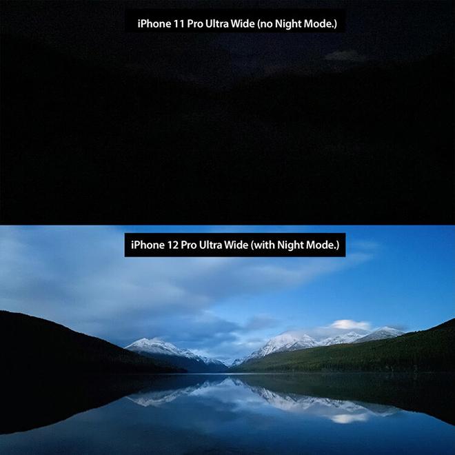 """Camera iPhone 12 Pro """"đá bay"""" máy ảnh cơ qua bàn tay nhiếp ảnh gia Austin Mann - 2"""