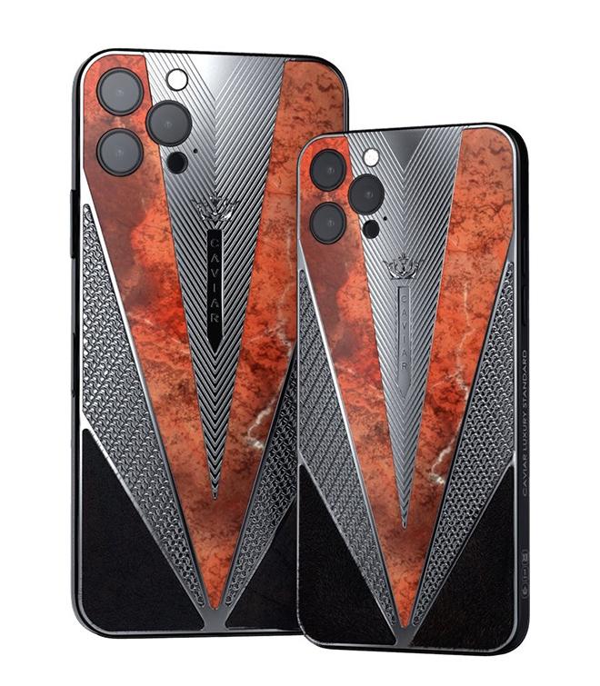 Caviar lại khiến iFan hốt hoảng với iPhone 12 Pro chiến binh cổ đại - 2