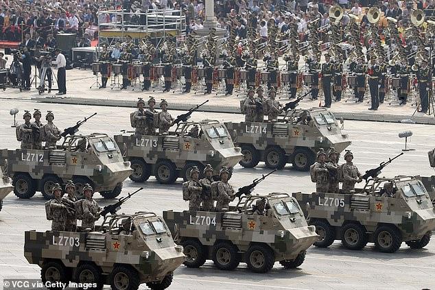 Chuyện gì xảy ra với Mỹ nếu Nga - Trung Quốc lập liên minh quân sự?