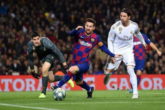 Dự đoán siêu kinh điển đỉnh cao: Barca, Messi tính sổ Real vòng 7 La Liga - 1