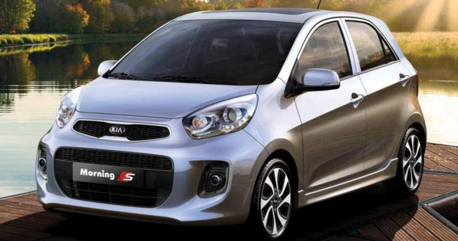 Kia Morning 2021 có gì khác phiên bản đang bán tại Việt Nam? - 11