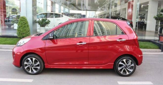 Kia Morning 2021 có gì khác phiên bản đang bán tại Việt Nam? - 5