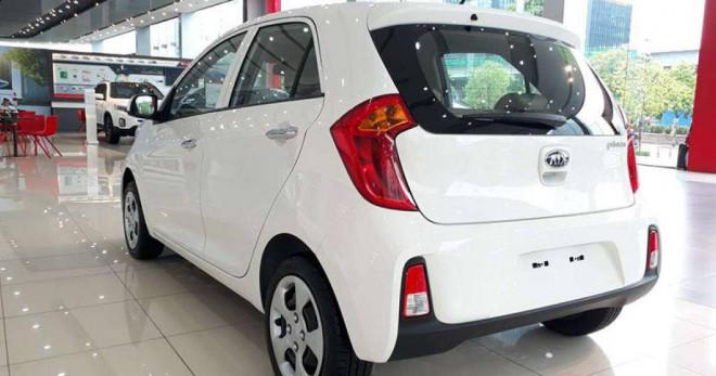 Kia Morning 2021 có gì khác phiên bản đang bán tại Việt Nam? - 9