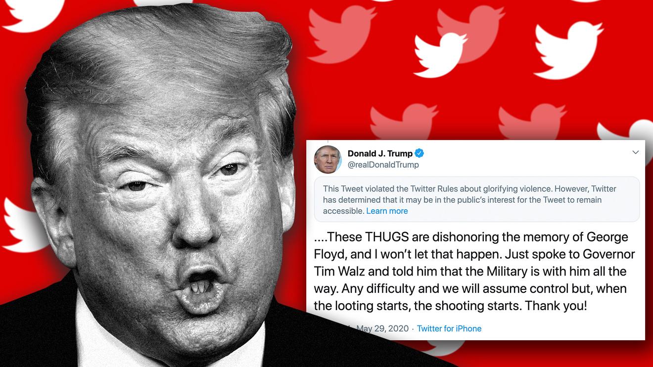 """Tài khoản Twitter của ông Trump bị hack, """"sốc"""" vì mật khẩu quá dễ đoán - 1"""