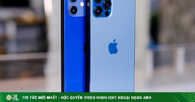 360 độ ngất ngây cùng iPhone 12 và iPhone 12 Pro