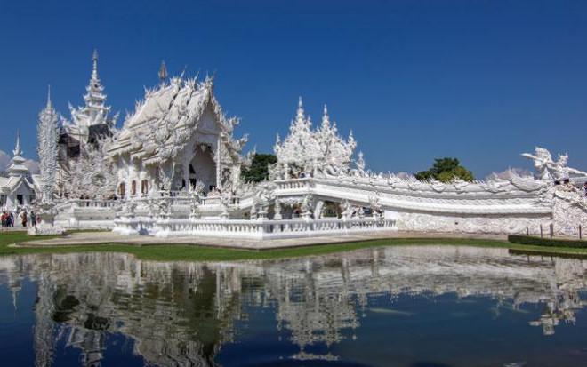 Vẻ đẹp lãng mạn ở miền Bắc Thái Lan - 1