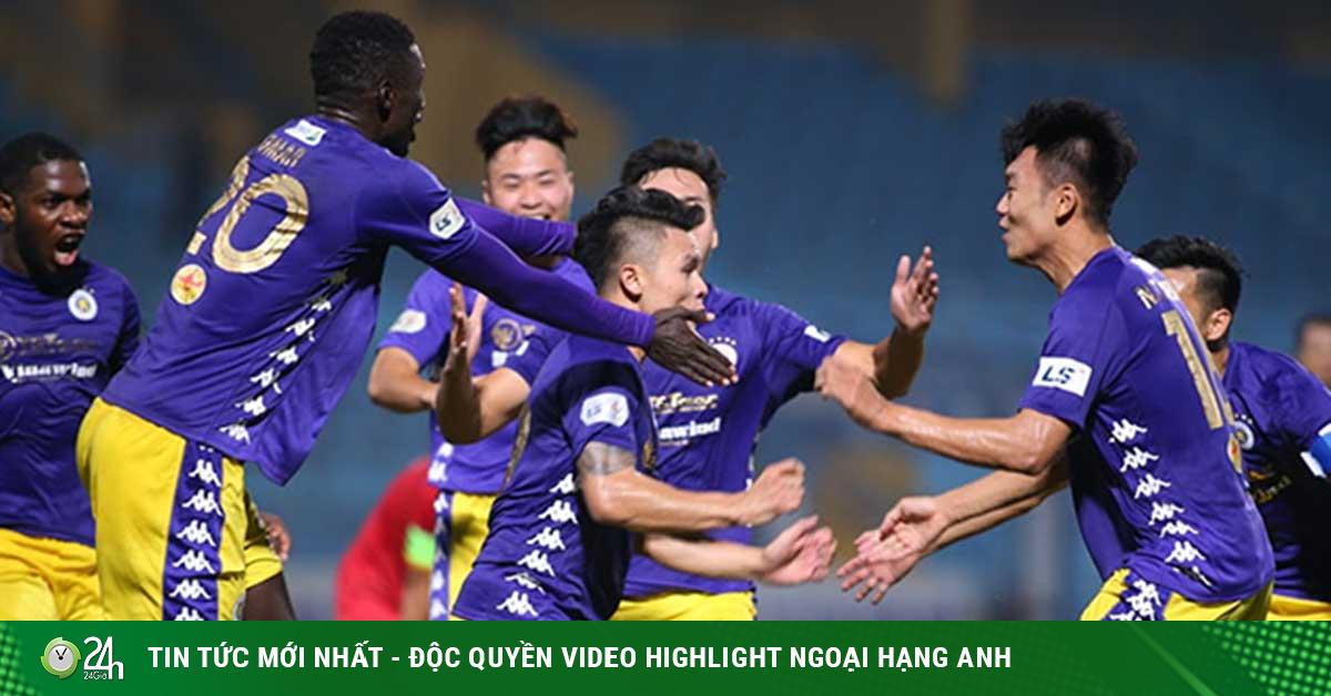 Tuyệt đỉnh Quang Hải: Kèo trái phút 90, đưa Hà Nội lên đỉnh V-League