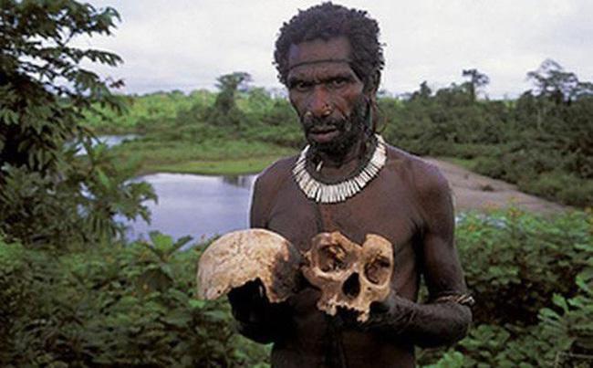 Bộ lạc bí hiểm và những tập tục kinh dị và ớn lạnh ở Papua New Guinea - 5