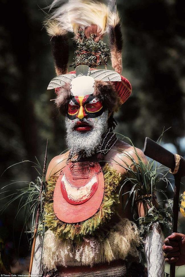 Bộ lạc bí hiểm và những tập tục kinh dị và ớn lạnh ở Papua New Guinea - 10