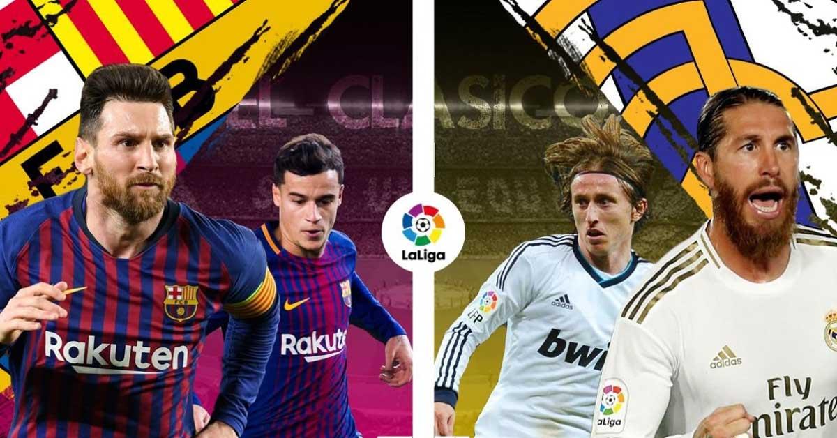 Trực tiếp bóng đá Barcelona - Real Madrid: Zidane có thực sự lâm nguy?