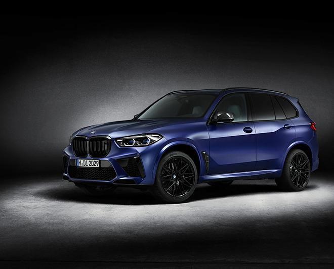 BMW ra mắt bộ đôi đặc biệt dành cho dòng xe X5M và X6M - 2