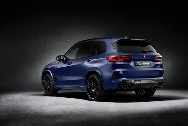 BMW ra mắt bộ đôi đặc biệt dành cho dòng xe X5M và X6M - 3