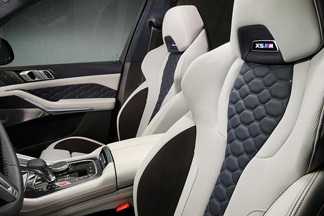BMW ra mắt bộ đôi đặc biệt dành cho dòng xe X5M và X6M - 4