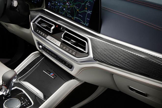 BMW ra mắt bộ đôi đặc biệt dành cho dòng xe X5M và X6M - 6