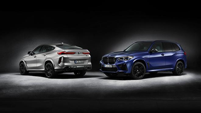 BMW ra mắt bộ đôi đặc biệt dành cho dòng xe X5M và X6M - 1