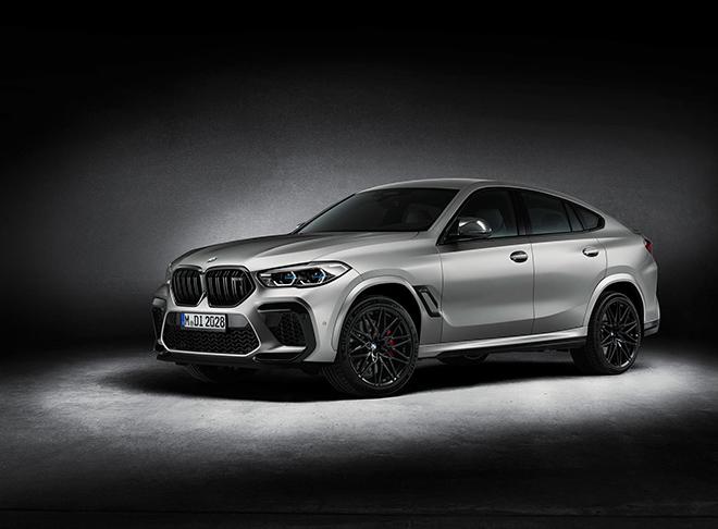 BMW ra mắt bộ đôi đặc biệt dành cho dòng xe X5M và X6M - 7