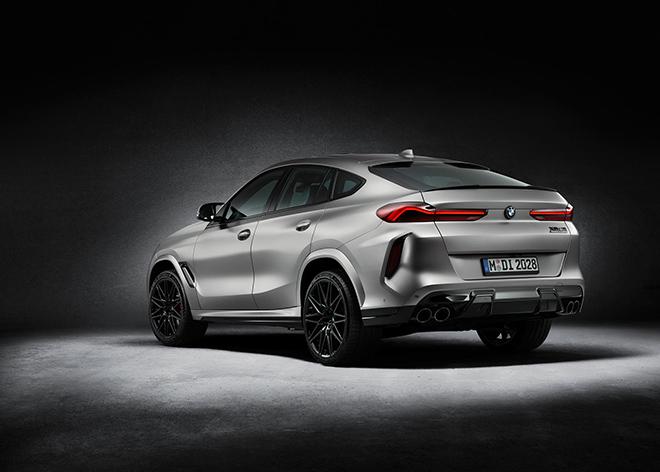 BMW ra mắt bộ đôi đặc biệt dành cho dòng xe X5M và X6M - 8