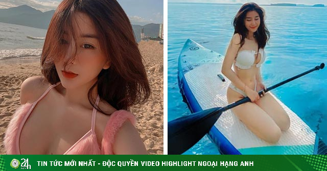 Hot girl Việt được báo Hàn ca ngợi đẹp tựa nữ thần HOT nhất tuần qua