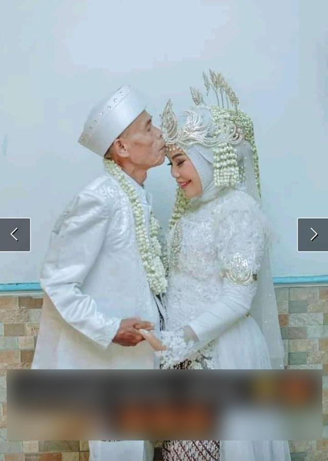 Chú rể 71 xin cưới cô dâu 18 chỉ đáng tuổi cháu, nhìn quà cưới ai cũng choáng váng - 1